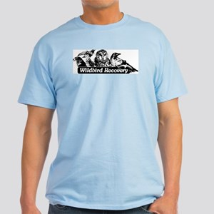 Wildbird Recovery Blue/Yellow/Ash T-Shirt