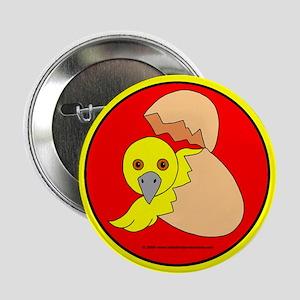 "Baby Bird 2.25"" Button"