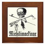 Michilimackinac Framed Tile