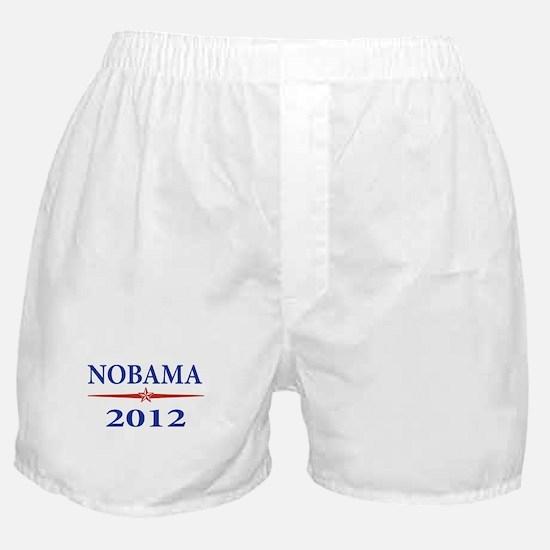 Nobama 2012 Boxer Shorts