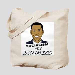 Socialism for dummies Tote Bag