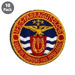 """USS FARRAGUT 3.5"""" Button (10 pack)"""