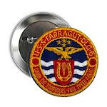 """USS FARRAGUT 2.25"""" Button"""