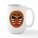 USS FARRAGUT Large Mug