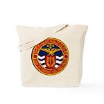 USS FARRAGUT Tote Bag