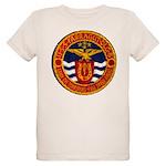 USS FARRAGUT Organic Kids T-Shirt