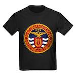 USS FARRAGUT Kids Dark T-Shirt