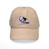 Surfing Baseball Cap