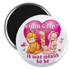You and Me Magnet