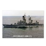 USS FARRAGUT Postcards (Package of 8)
