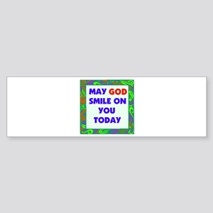 ENOUGH OF EVERYTHING Bumper Sticker (10 pk)