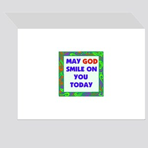 ENOUGH OF EVERYTHING Greeting Card