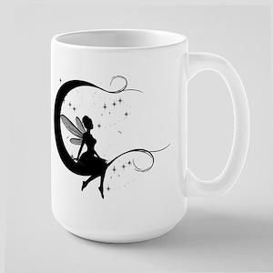 Fairy Moon Large Mug