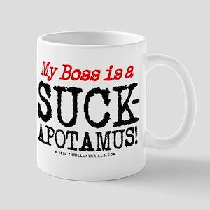 my-boss-sucks-fuck-my-boss-I-hate-my-boss Mugs