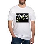 Sampaguita Fitted T-Shirt