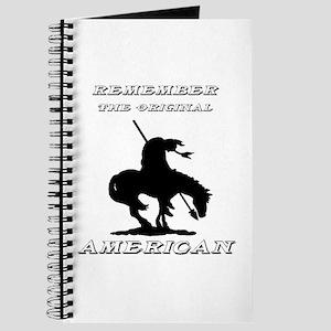 """""""Original American"""" Journal"""