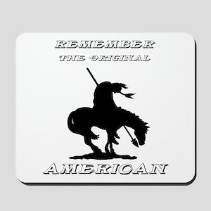 """""""Original American"""" Mousepad"""
