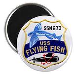USS FLYING FISH Magnet