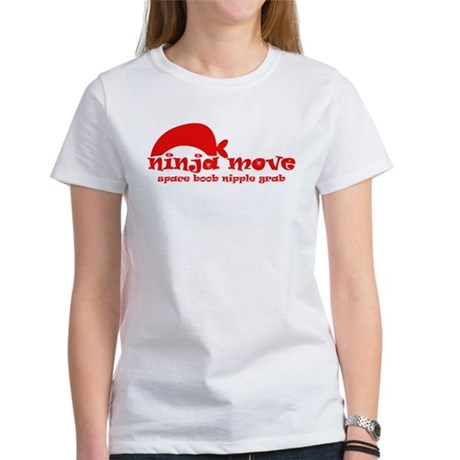Boob inflatable t shirt