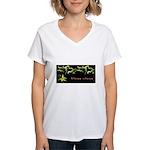 Ylang-ylang Women's V-Neck T-Shirt