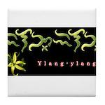 Ylang-ylang Tile Coaster