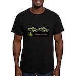 Ylang-ylang Men's Fitted T-Shirt (dark)