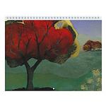 TREES - Wall Calendar
