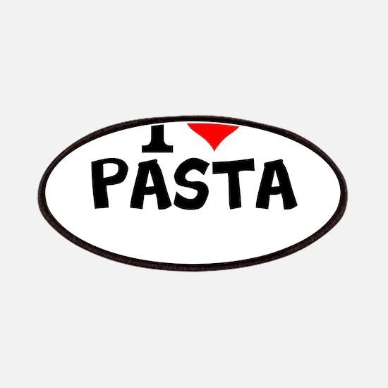 I Love Pasta Patch