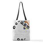 We Recs Logo Reversed Polyester Tote Bag