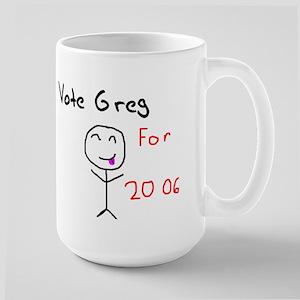 Greg-OP Large Mug