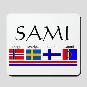 Sami souvenir Mousepad