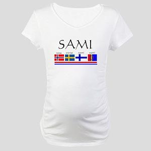 Sami souvenir Maternity T-Shirt
