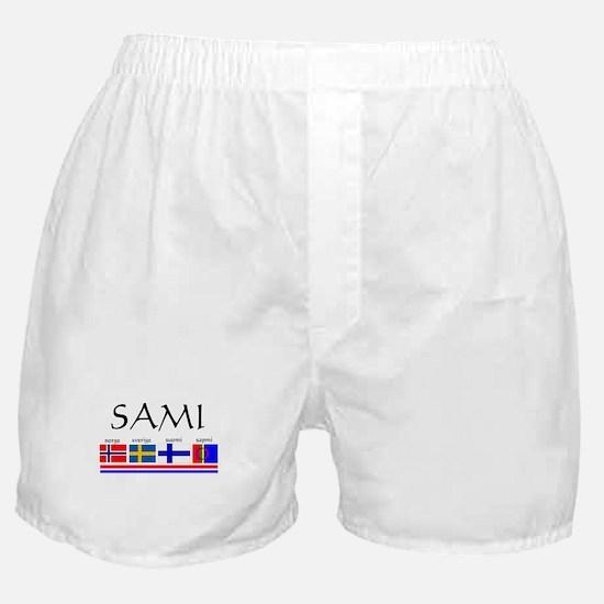 Sami souvenir Boxer Shorts