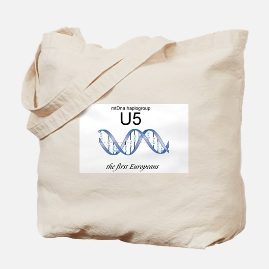 U5 First Europeans Tote Bag