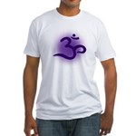 Purple OM Fitted T-Shirt