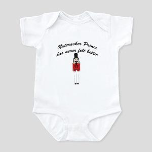 Nutcracker Prince Infant Bodysuit