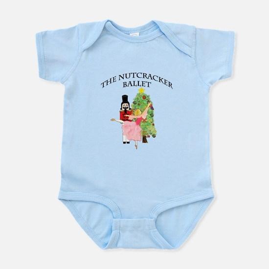 Nutcracker & Clara Infant Bodysuit