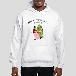 Nutcracker & Clara Hooded Sweatshirt