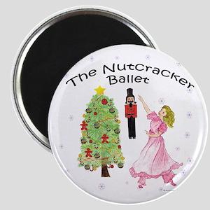 Nutcracker is IN Magnet