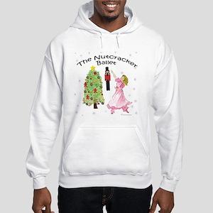 Nutcracker Christmas Hooded Sweatshirt