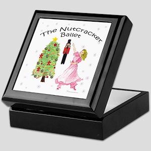 Nutcracker Christmas Keepsake Box