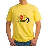 Tinikling Yellow T-Shirt