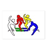 Tinikling Postcards (Package of 8)