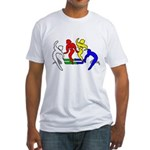 Tinikling Fitted T-Shirt
