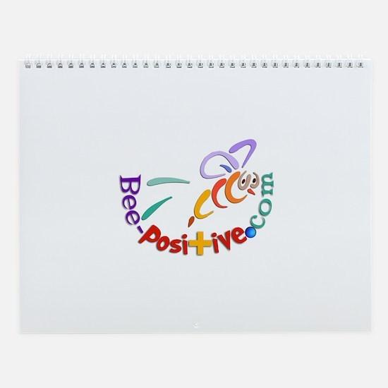 Bee-Positive Wall Calendar