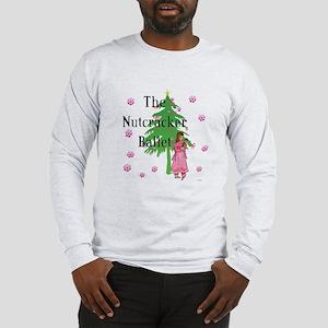 Clara, Nutcracker ballet Long Sleeve T-Shirt