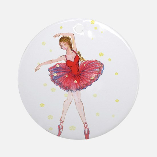 Spring recital gifts Ornament (Round)