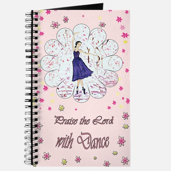 Praise the Lord with Dance Journal