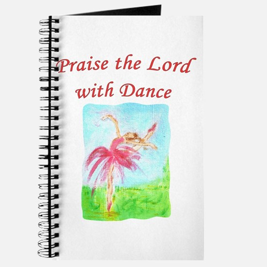 Dance for the Lord Journal