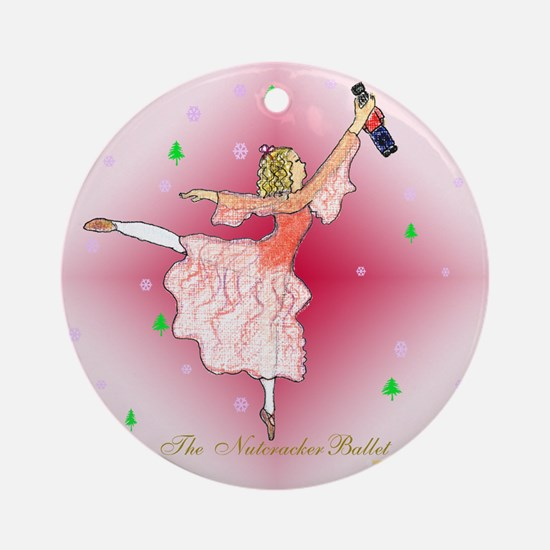 Magical Clara III Ornament (Round)
